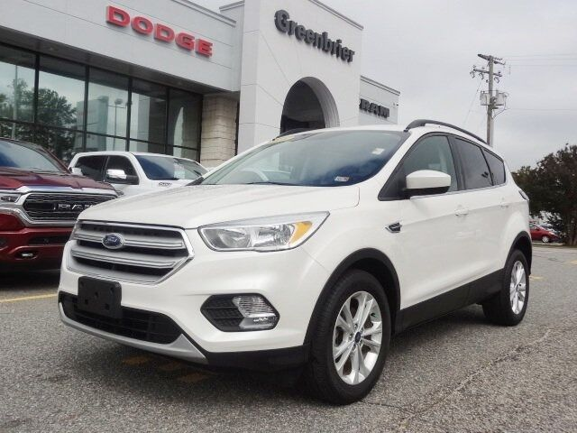 2018 Ford Escape SE Chesapeake VA