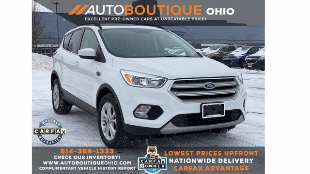 2018 Ford Escape SE Columbus OH