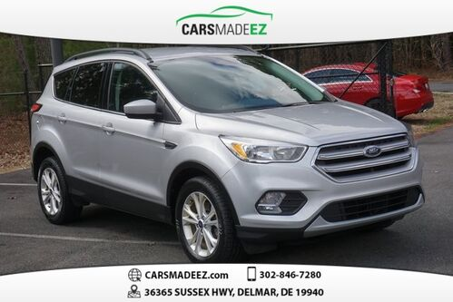 2018_Ford_Escape_SE_ Delmar DE