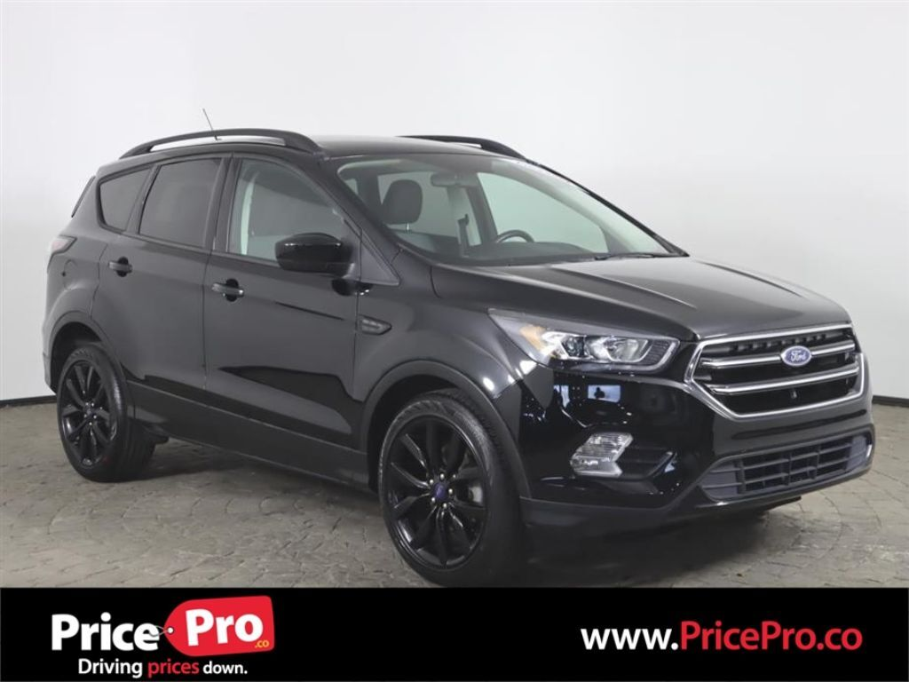 2018 Ford Escape SE Ecoboost Sport Appearance PKG w/Heated Seats Maumee OH