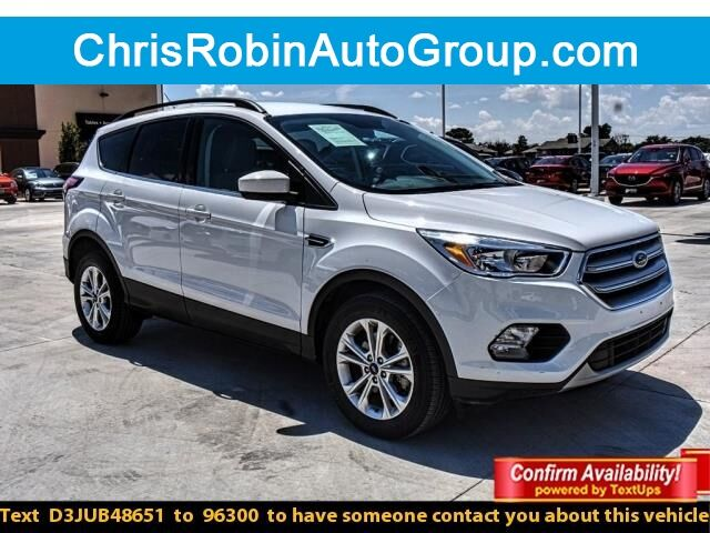 2018 Ford Escape SE FWD Midland TX