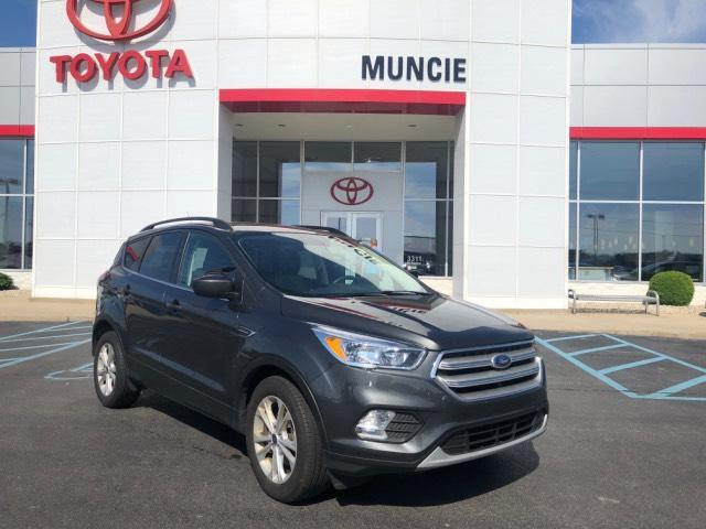 2018 Ford Escape SE FWD Muncie IN