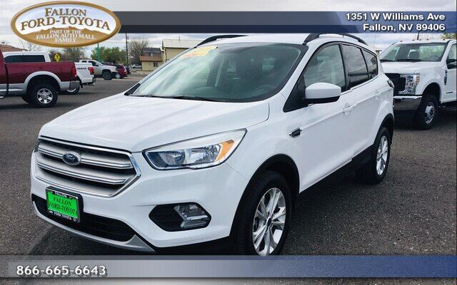 2018 Ford Escape SE Fallon NV