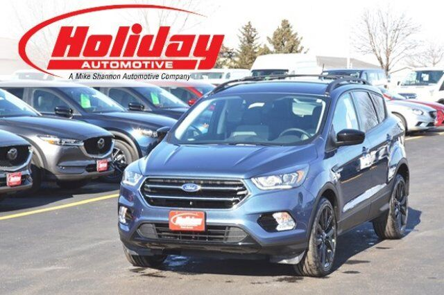 2018 ford escape se fond du lac wi 22016729. Black Bedroom Furniture Sets. Home Design Ideas