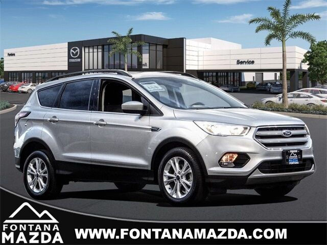 2018 Ford Escape SE Fontana CA