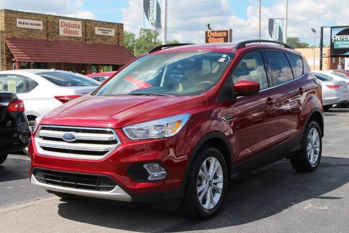 2018 Ford Escape SE Fort Wayne Auburn and Kendallville IN