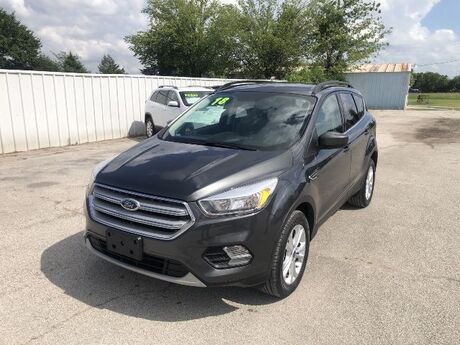 2018 Ford Escape SE Gainesville TX