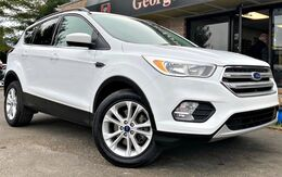 2018_Ford_Escape_SE_ Georgetown KY
