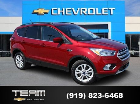 2018_Ford_Escape_SE_ Goldsboro NC