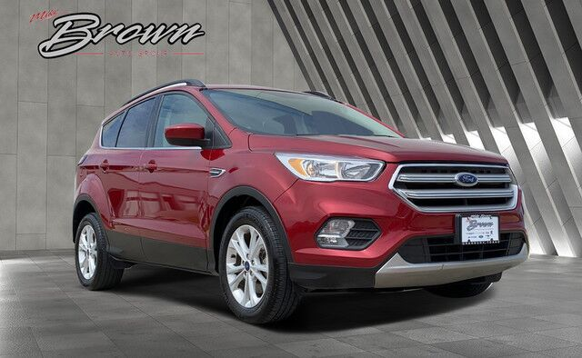 2018 Ford Escape SE Granbury TX