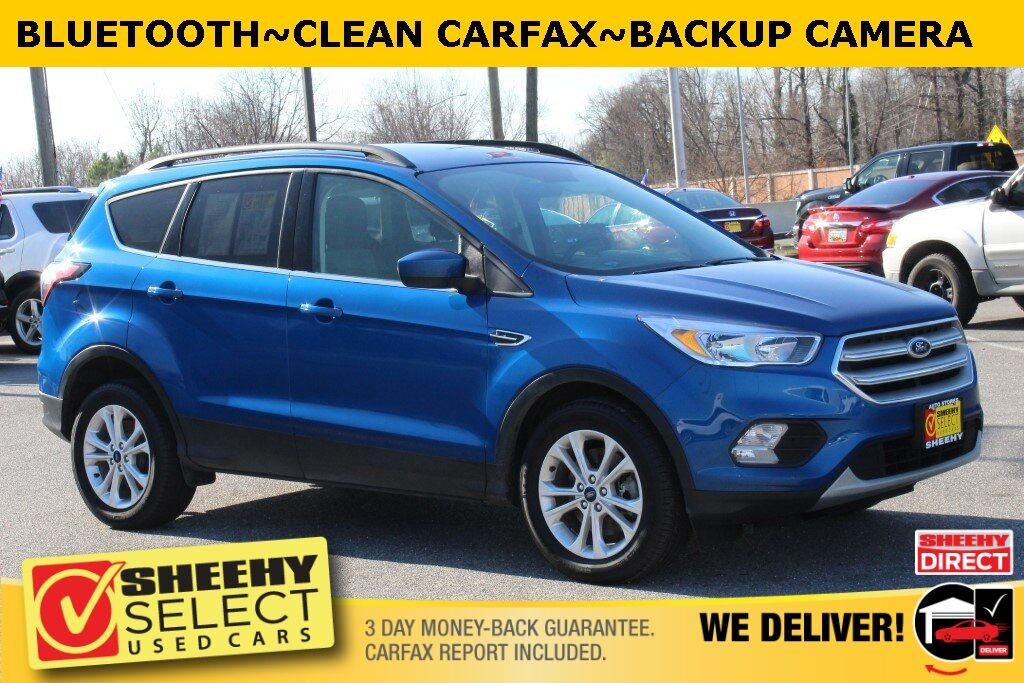 2018 Ford Escape SE Suitland MD