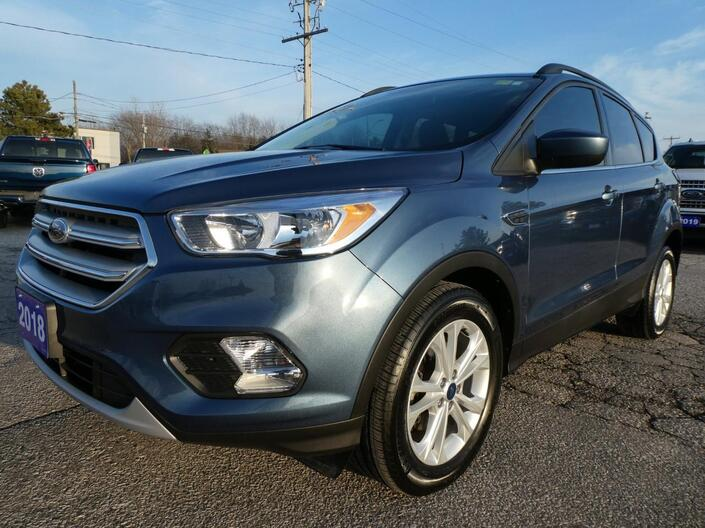 2018 Ford Escape SE Heated Seats Back Up Cam Cruise Control Essex ON