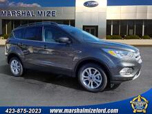 2018_Ford_Escape_SE_ Chattanooga TN