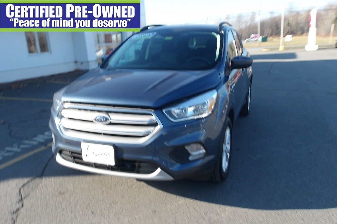 2018 Ford Escape SE Houlton ME