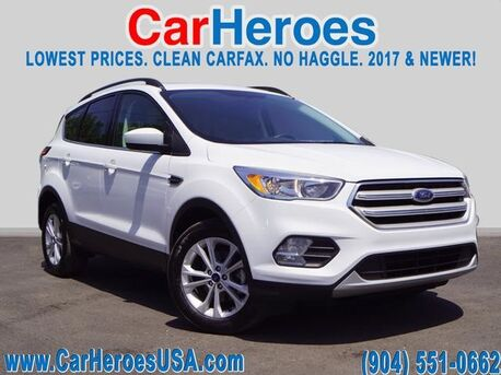 2018_Ford_Escape_SE_ Jacksonville FL