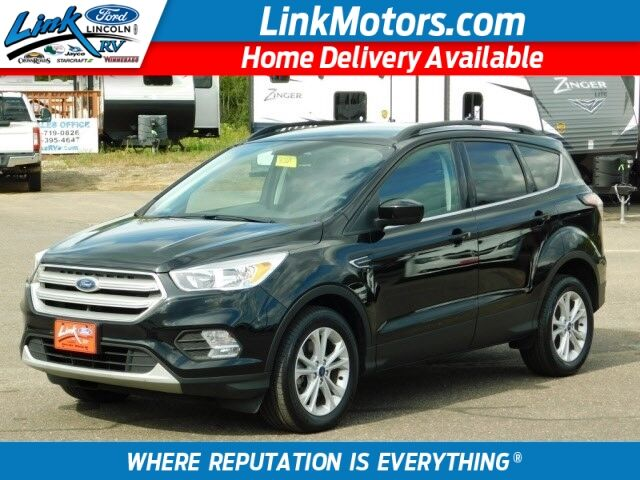 2018 Ford Escape SE Minong WI