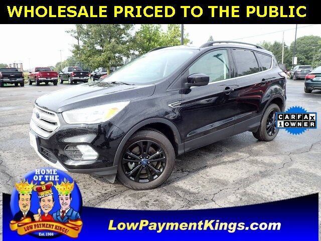 2018 Ford Escape SE Monroe MI