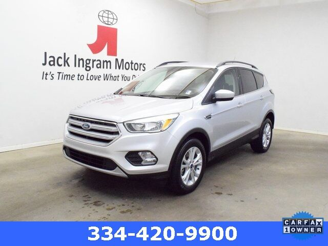 2018 Ford Escape SE Montgomery AL