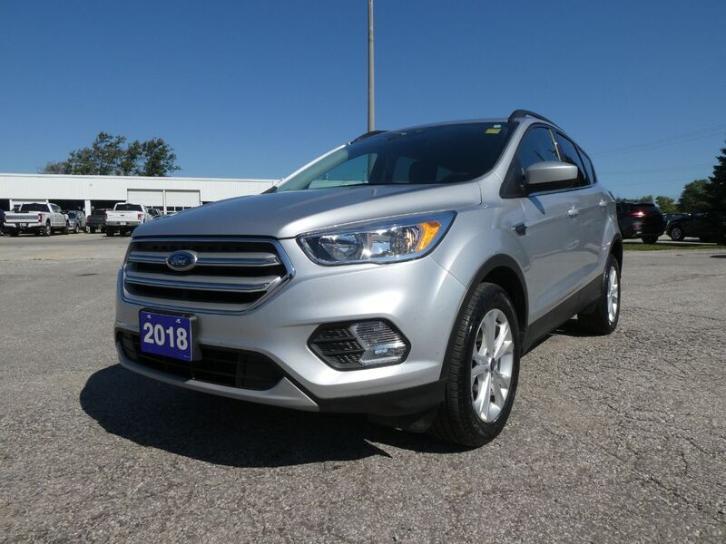 2018 Ford Escape SE Navigation Heated Seats Back Up Cam Essex ON