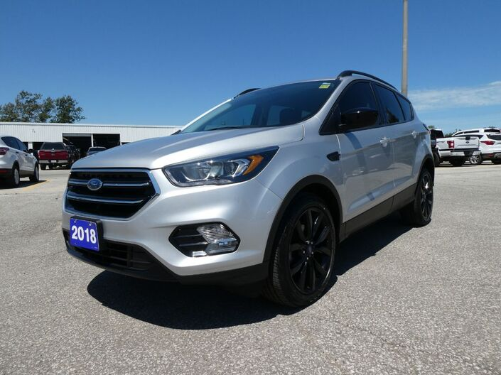 2018 Ford Escape SE Navigation Heated Seats Sport Package Essex ON