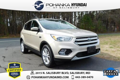 2018_Ford_Escape_SE **ONE OWNER**_ Salisbury MD