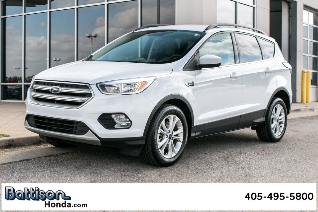 2018_Ford_Escape_SE_ Oklahoma City OK