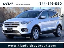 2018_Ford_Escape_SE_ Old Saybrook CT