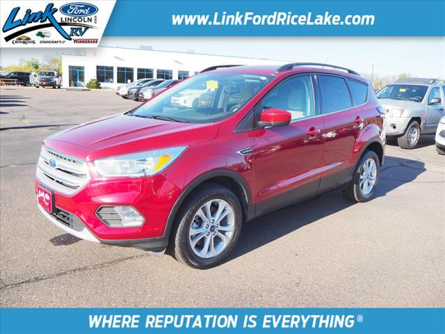 2018 Ford Escape SE Rice Lake WI
