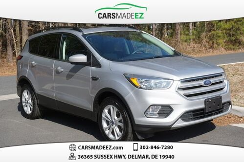 2018_Ford_Escape_SE_ Salisbury MD