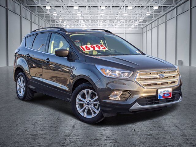 2018 Ford Escape SE New Braunfels TX