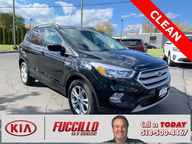 2018 Ford Escape SE Schenectady NY