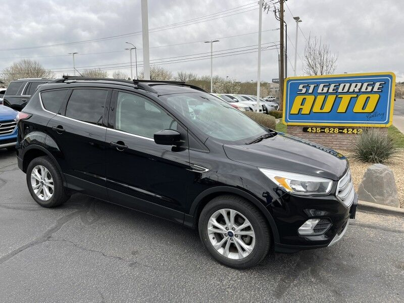 2018 Ford Escape SE St George UT