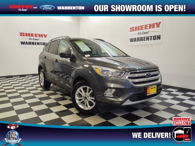 2018 Ford Escape SE Warrenton VA