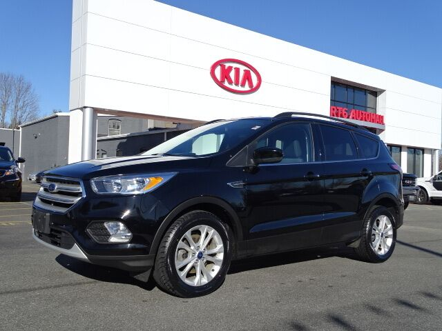 2018 Ford Escape SE Swansea MA