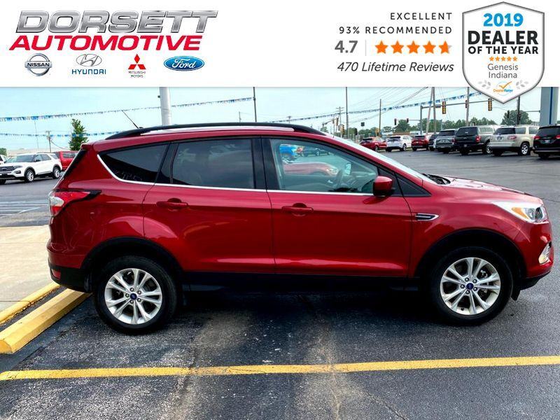 2018 Ford Escape SE Marshall IL