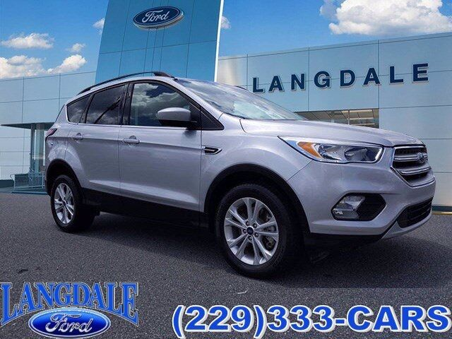 2018 Ford Escape SE Valdosta GA