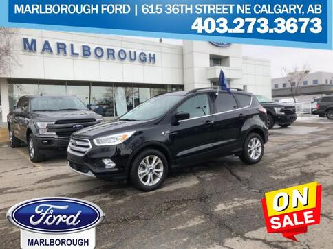 2018_Ford_Escape_SEL  - Certified - Leather Seats_ Calgary AB