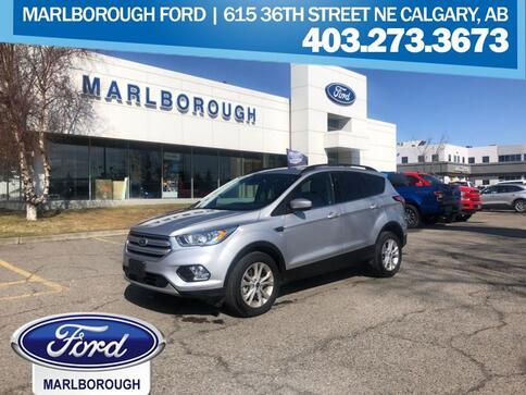 2018_Ford_Escape_SEL  - Certified_ Calgary AB