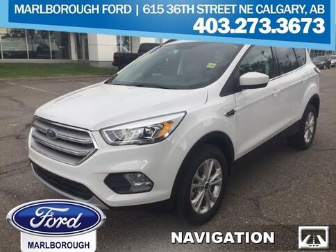 2018_Ford_Escape_SEL  - Navigation_ Calgary AB