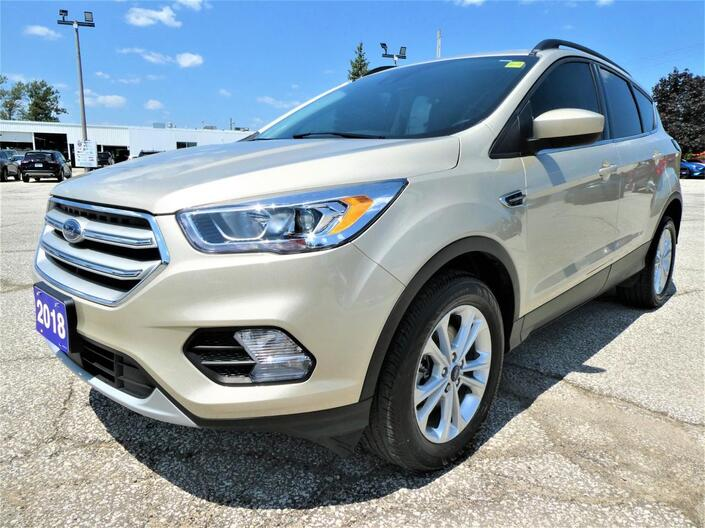2018 Ford Escape SEL | Blind Spot Monitor | Navigation | Adaptive Cruise Essex ON