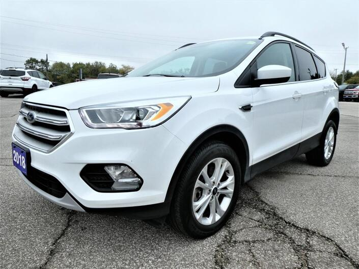 2018 Ford Escape SEL | Navigation | Panoramic Roof | Heated Seats Essex ON