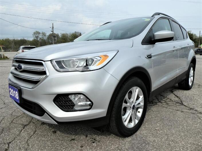 2018 Ford Escape SEL | Navigation | Power Lift Gate | Heated Seats Essex ON