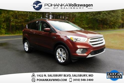 2018_Ford_Escape_SEL ** PRICE DROP ** ONLY 16K MILES **_ Salisbury MD
