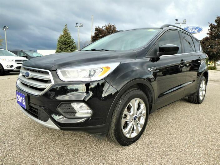 2018 Ford Escape SEL | Panoramic Roof | Navigation | Heated Seats Essex ON