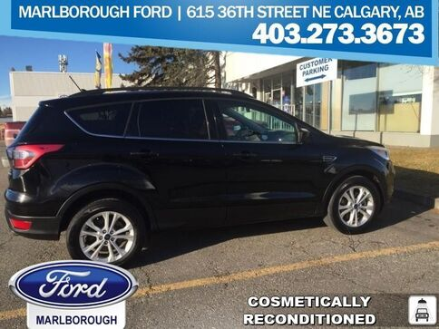2018_Ford_Escape_SEL 4WD  - Certified - Leather Seats_ Calgary AB