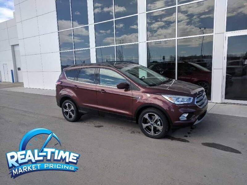 2018_Ford_Escape_SEL 4WD_ Claresholm AB