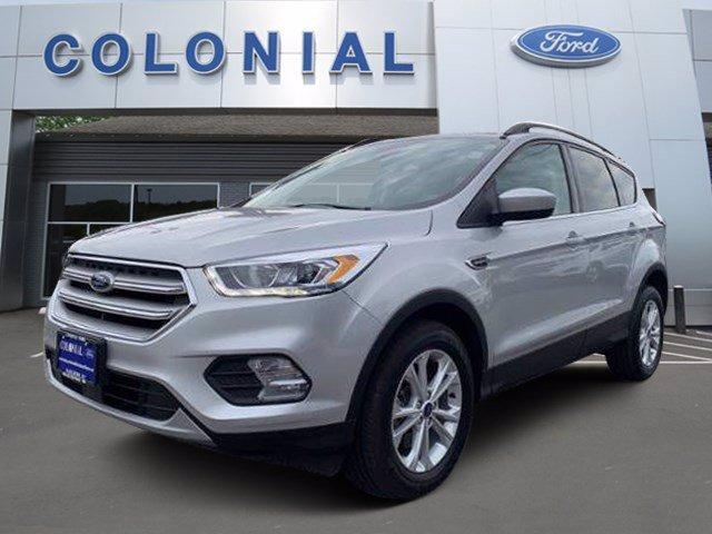 2018 Ford Escape SEL 4WD Marlborough MA