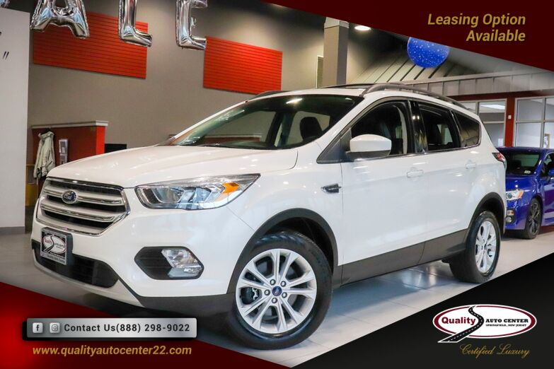 2018 Ford Escape SEL Blind Spot Lane Assist Touch NAV Panorama Roof Springfield NJ