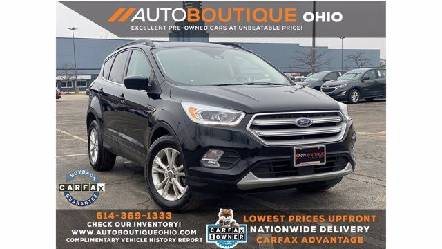2018 Ford Escape SEL Columbus OH
