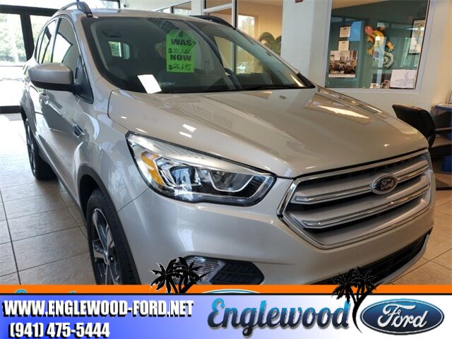 2018 Ford Escape Sel Englewood Fl 23994736